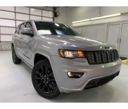 2018 Jeep Grand Cherokee is a Silver 2018 Jeep grand cherokee Altitude Car for Sale in Wilkes Barre PA