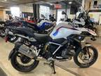 2021 BMW R 1250 GS Light White/Racing Blue Metall Motorcycle for Sale