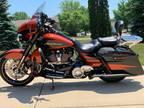 2017 Harley Davidson Street Glide Special Cvo Model