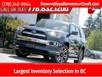 2019 Toyota 4Runner Limited 1-Owner, Leather, 5-Passenger, Low KMs,