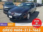 2000 Saturn SC2 Coupe ECONOMY, STYLE, RELIABLE AND FUN TO DRIVE