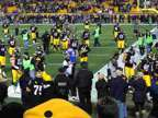 4 Pittsburgh Steelers vs Detroit Lions 8/21 Lower Level