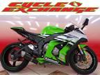 2015 Kawasaki ZX-10r 30th Annivers