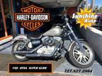 2008 Harley Davidson FXD Dyna Super Glide
