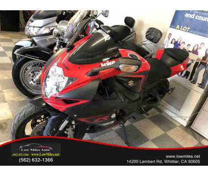 2016 Suzuki GSX-R600 for sale is a Red 2016 Car for Sale in Whittier CA