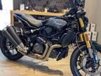 2019 Indian Motorcycle® FTR™ 1200 S Titanium Metallic over Thund Motorcycle