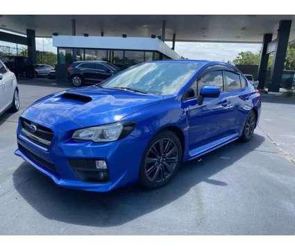 2015 Subaru WRX for sale is a Blue 2015 Subaru WRX Car for Sale in Jacksonville FL