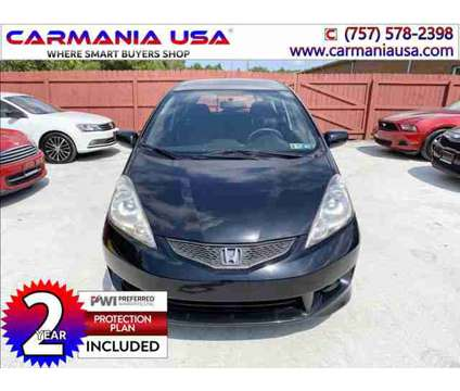 2011 Honda Fit for sale is a Black 2011 Honda Fit Car for Sale in Chesapeake VA