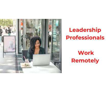 Leadership professionals - work online remotely is a Contractor Leadership Professionals in Sales Job at Jozsef Szilasi in Battersea LND