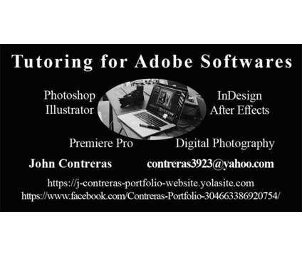 Do You Need a Tutor for the Following Softwares is a Private Instruction & Tutoring service in New Milford NJ