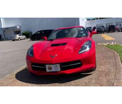2014 Chevrolet Corvette Stingray Base 3LT is a Red 2014 Chevrolet Corvette Stingray Base Coupe in Newport News VA