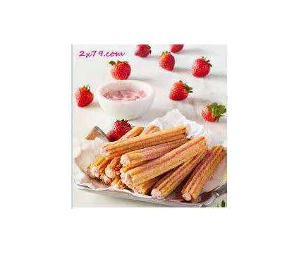 Churros: Easy to Make Snack is a Food & Produces for Sale in Marietta GA