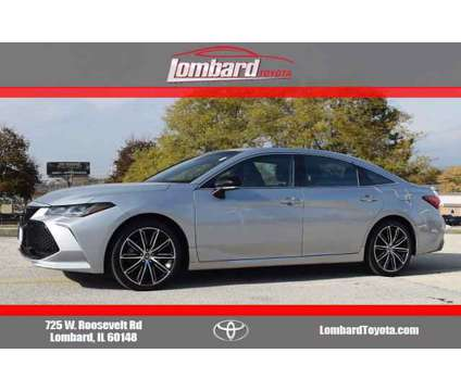 2019 Toyota Avalon Touring is a Silver 2019 Toyota Avalon Touring Car for Sale in Lombard IL