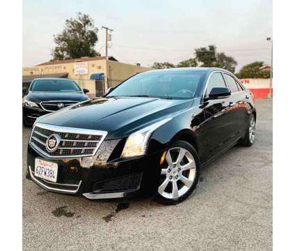 2013 Cadillac ATS for sale is a Black 2013 Cadillac ATS Car for Sale in Stockton CA
