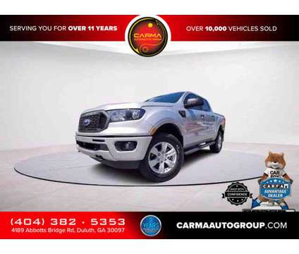 2019 Ford Ranger SuperCrew for sale is a Silver 2019 Ford Ranger Car for Sale in Duluth GA