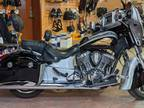 2017 Indian Motorcycle® Chieftain® Star Silver Over Thunder Blac Motorcycle
