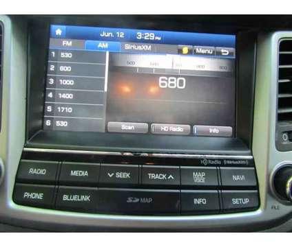 2016 Hyundai Tucson for sale is a Blue 2016 Hyundai Tucson Car for Sale in Marietta GA