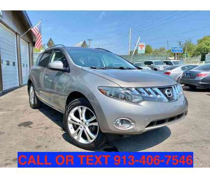2009 Nissan Murano for sale is a Grey 2009 Nissan Murano Car for Sale in Kansas City MO