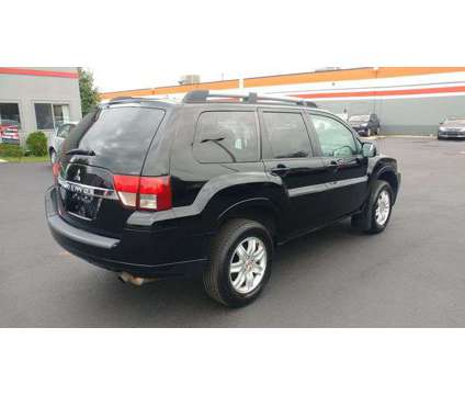 2011 Mitsubishi Endeavor for sale is a Black 2011 Mitsubishi Endeavor Car for Sale in North Tonawanda NY