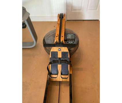 WaterRower Natural Rowing Machine is a Exercise Equipment for Sale in Mount Pleasant SC