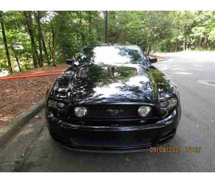 2013 Ford Mustang for sale is a Black 2013 Ford Mustang Car for Sale in Marietta GA