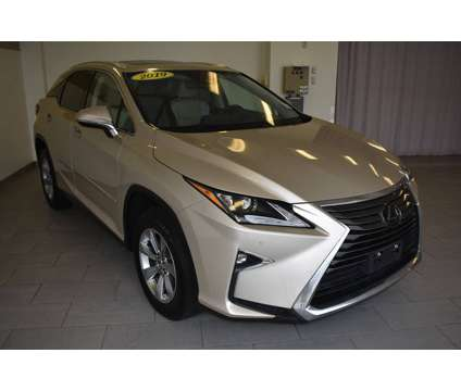 Used 2019 Lexus RX AWD is a Tan 2019 Lexus RX Car for Sale in North Attleboro MA