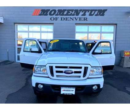 2011 Ford Ranger Super Cab for sale is a White 2011 Ford Ranger Car for Sale in Englewood CO