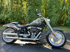 2021 Harley-Davidson Fat Boy® 114