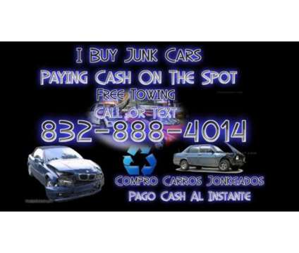 Cash for Junk Cars is a Auto & Other Vehicle Services service in South Houston TX