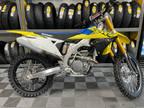 2022 Suzuki RM-Z250