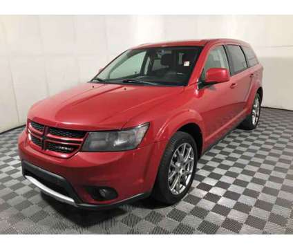 Used 2019 Dodge Journey AWD is a White 2019 Dodge Journey Car for Sale in Franklin IN