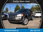 2010 Land Rover LR2 2010 land rover lr2 HSE 4WD No Accident