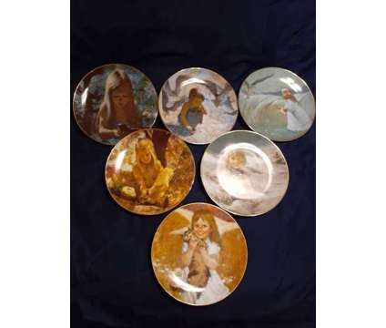 Vintage Precious Moments Collector Plate Set is a Collectibles for Sale in Arlington TX