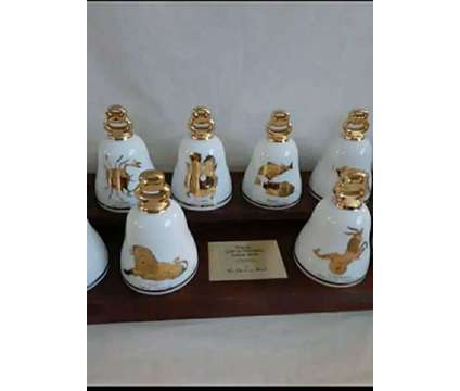 Danbury Mint Zodiac Bell Set is a Collectibles for Sale in Arlington TX