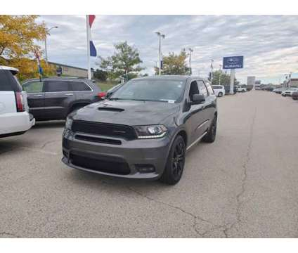 2019 Dodge Durango R/T is a Grey 2019 Dodge Durango R/T Car for Sale in Waukesha WI