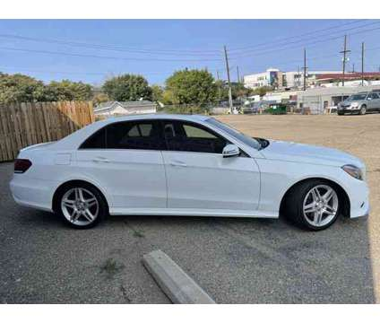 2014 Mercedes-Benz E-Class for sale is a White 2014 Mercedes-Benz E Class Car for Sale in Denver CO