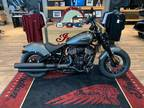 2022 Indian Motorcycle® Chief® Bobber Dark Horse® Titanium Smoke Motorcycle