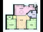 Bellefonte Mews - Garman House 2 Bedroom - Unit Type 2