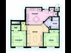 Bellefonte Mews - Garman House 2 Bedroom - Unit Type 3