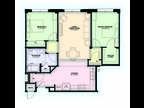 Bellefonte Mews - Garman House 2 Bedroom - Unit Type 4 HC & HV Accessible