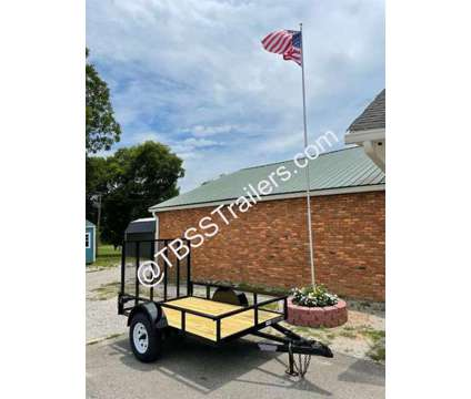5x8 Utility Trailer is a Lawnmowers for Sale in Mansfield GA