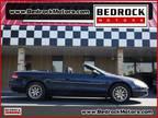 2002 Chrysler Sebring Blue, 35K miles