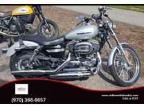 2005 harley-davidson xl1200c sportster 1200 custom for sale
