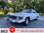 Used 1983 Mercedes-Benz 380 Series for sale.
