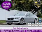 $41,495 2017 BMW 750i / B7 with 46,741 miles!