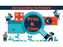 6 Pros & Cons of Accounting Software