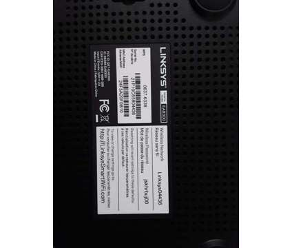 Linksys EA8300 Wireless Router - Black is a Other Computer Equipments for Sale in Sappington MO