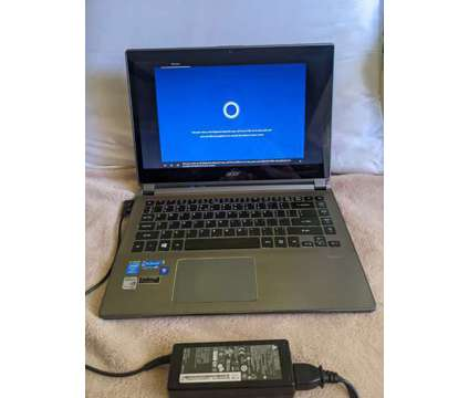 """Acer 14"""" Aspire V7 Laptop Intel Core i5-4200U 1.6GHz 8GB RAM 480GB SSD is a Laptop Computers for Sale in Sappington MO"""
