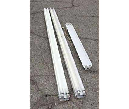 Strip lights for garage or workshop, Clean is a Lamps, Lighting & Ceiling Fans for Sale in Arcadia CA