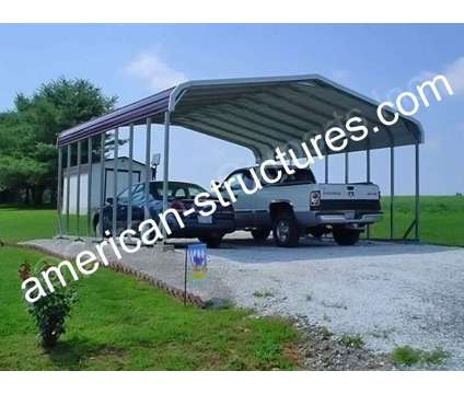 20x36x10 Regular roof carport is a Everything Else for Sale in Mansfield GA